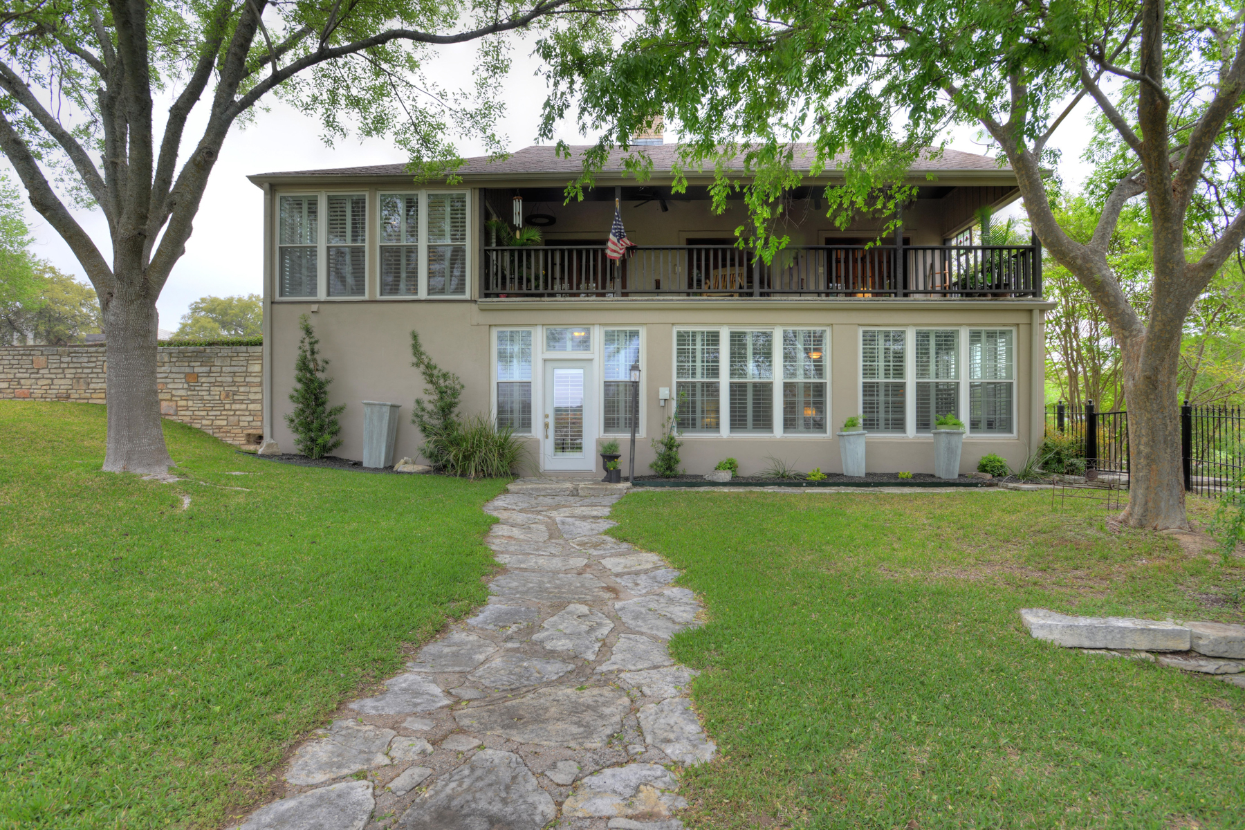 Property For Sale at Amazing Golf Course Home in Kerrville