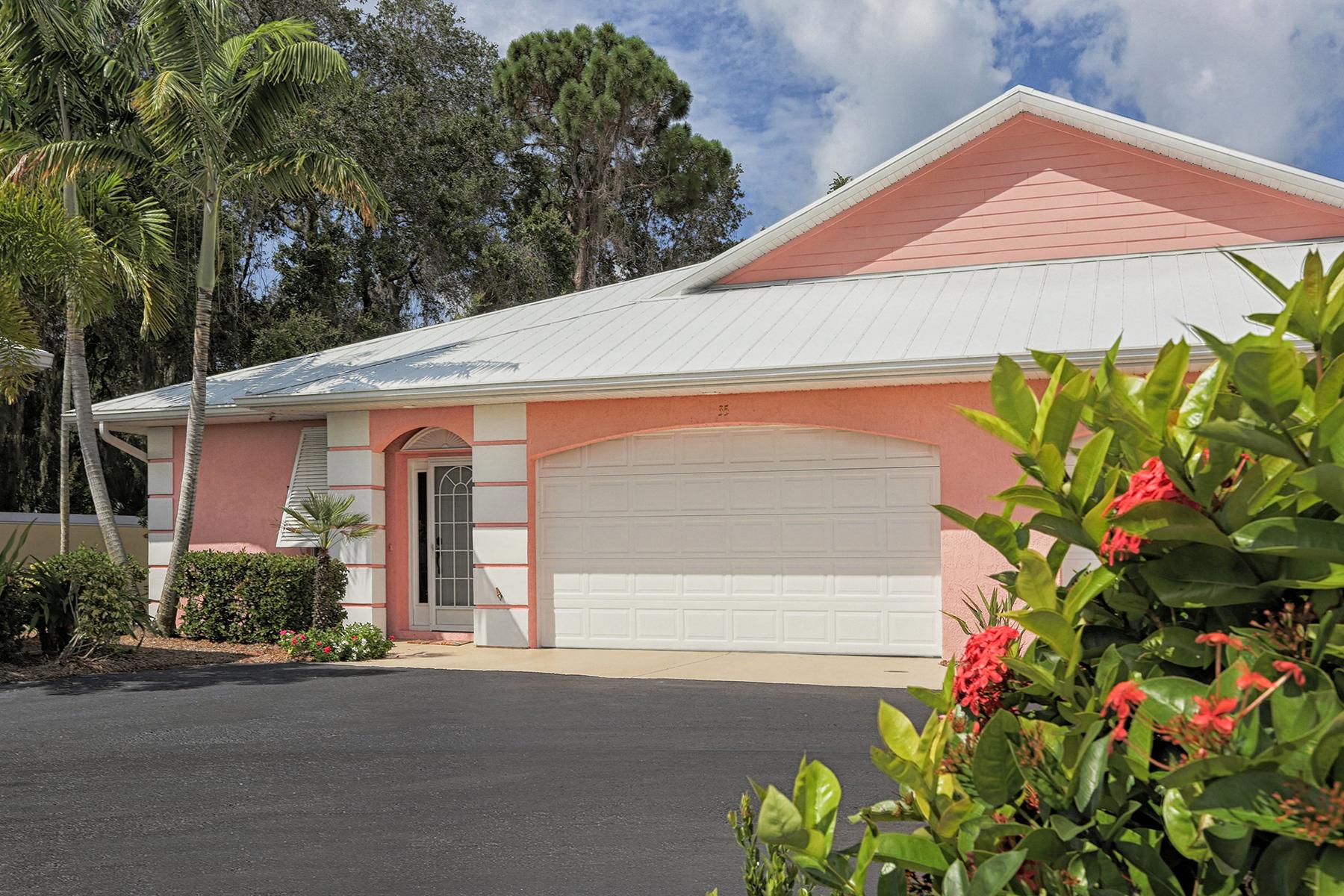 Stadthaus für Verkauf beim SORRENTO VILLAGE 35 Cavallini Dr 35 Nokomis, Florida 34275 Vereinigte Staaten