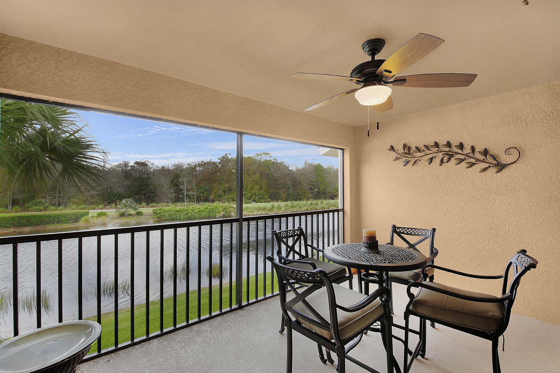 Appartement en copropriété pour l Vente à HERITAGE BAY 10299 Heritage Bay Blvd 1021 Naples, Florida 34120 États-Unis