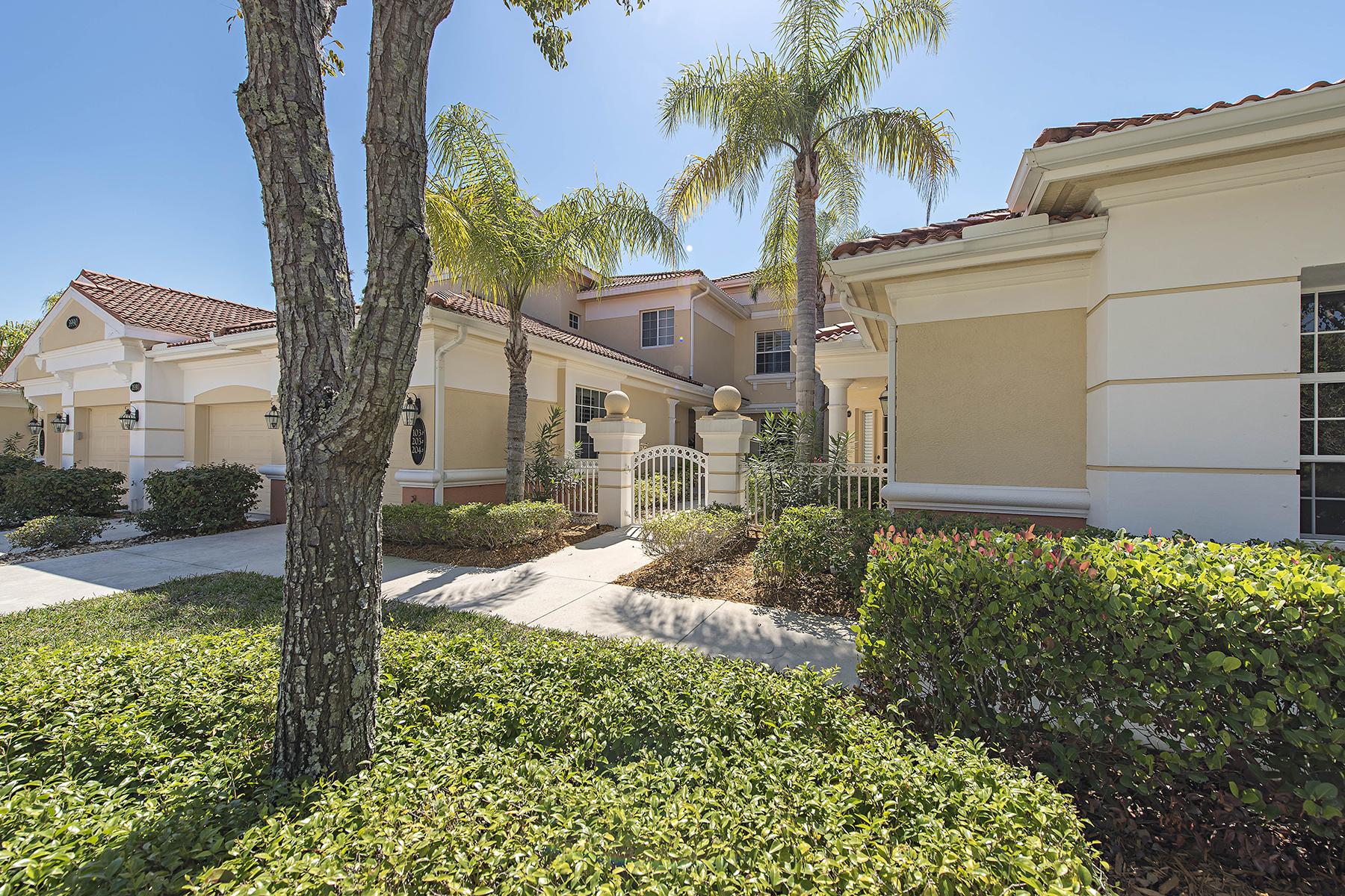 Condominium for Sale at FIDDLER'S CREEK - DEER CROSSING 3990 Deer Crossing Ct 103 Naples, Florida 34114 United States