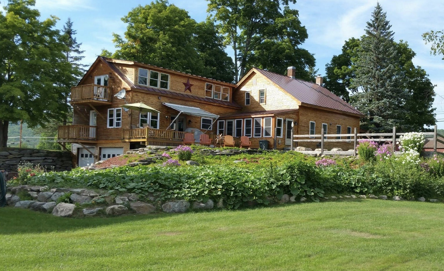 Single Family Home for Sale at 198 River, Underhill Underhill, Vermont, 05489 United States