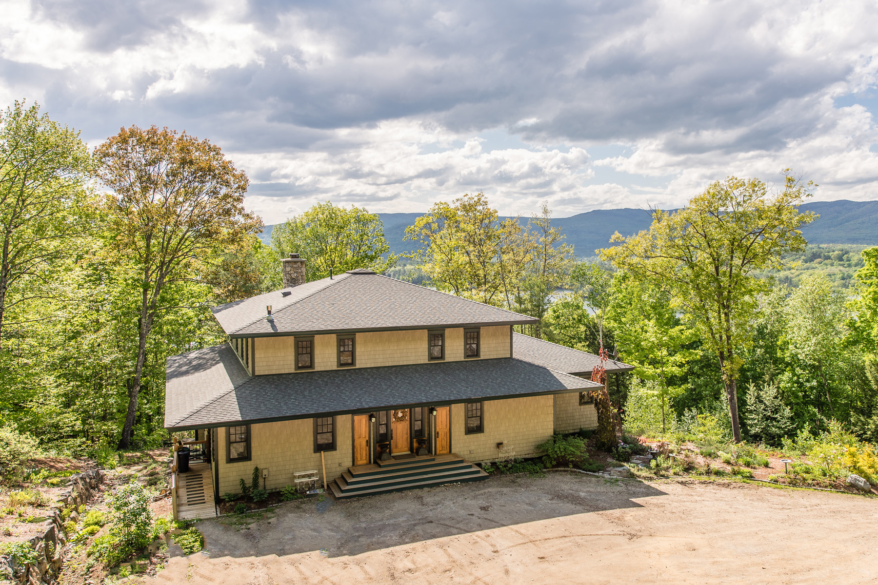 Maison unifamiliale pour l Vente à 0 Squam Lake Rd, Sandwich Sandwich, New Hampshire 03227 États-Unis