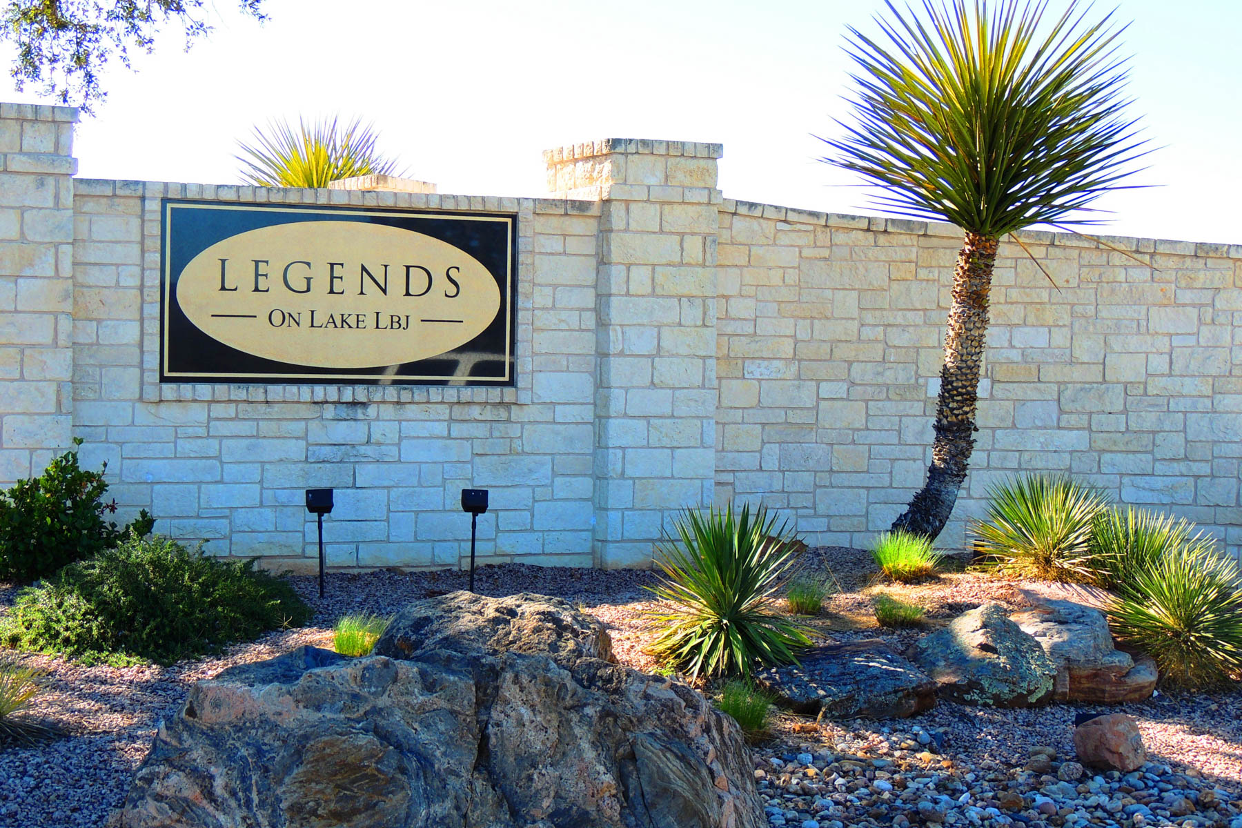 Terreno por un Venta en Excellent Building Site in The Legends Lot 6006 Wildflower Kingsland, Texas 78639 Estados Unidos
