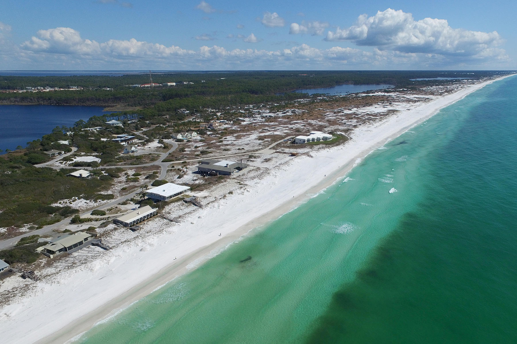 Land for Sale at GULF FRONT LOT IN PRIVATE COMMUNITY Lot 43 Village Beach Rd Santa Rosa Beach, Florida, 32459 United States