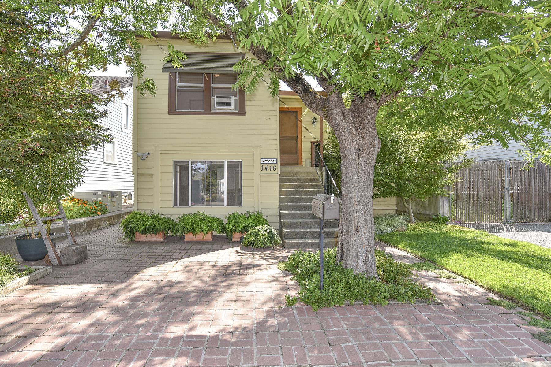 sales property at 1416 Banks Ave, Napa, CA 94559
