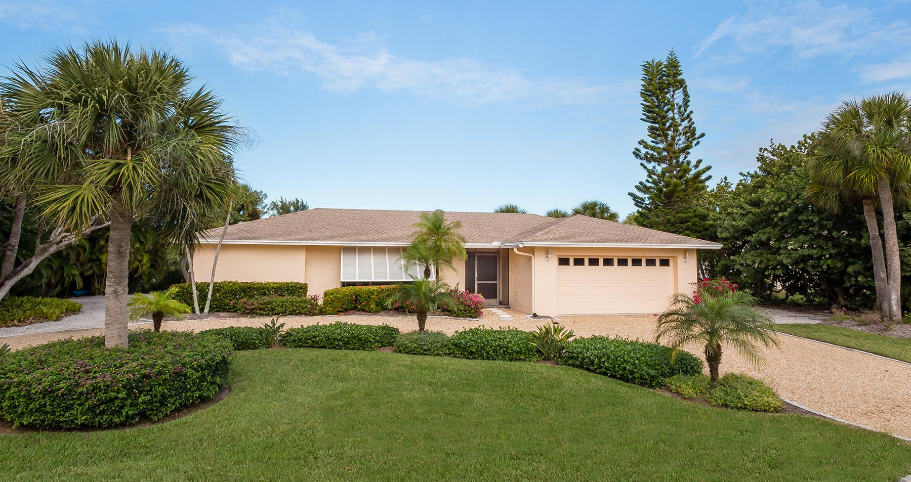独户住宅 为 销售 在 SANIBEL 677 Durion Ct 撒你贝尔, 佛罗里达州, 33957 美国