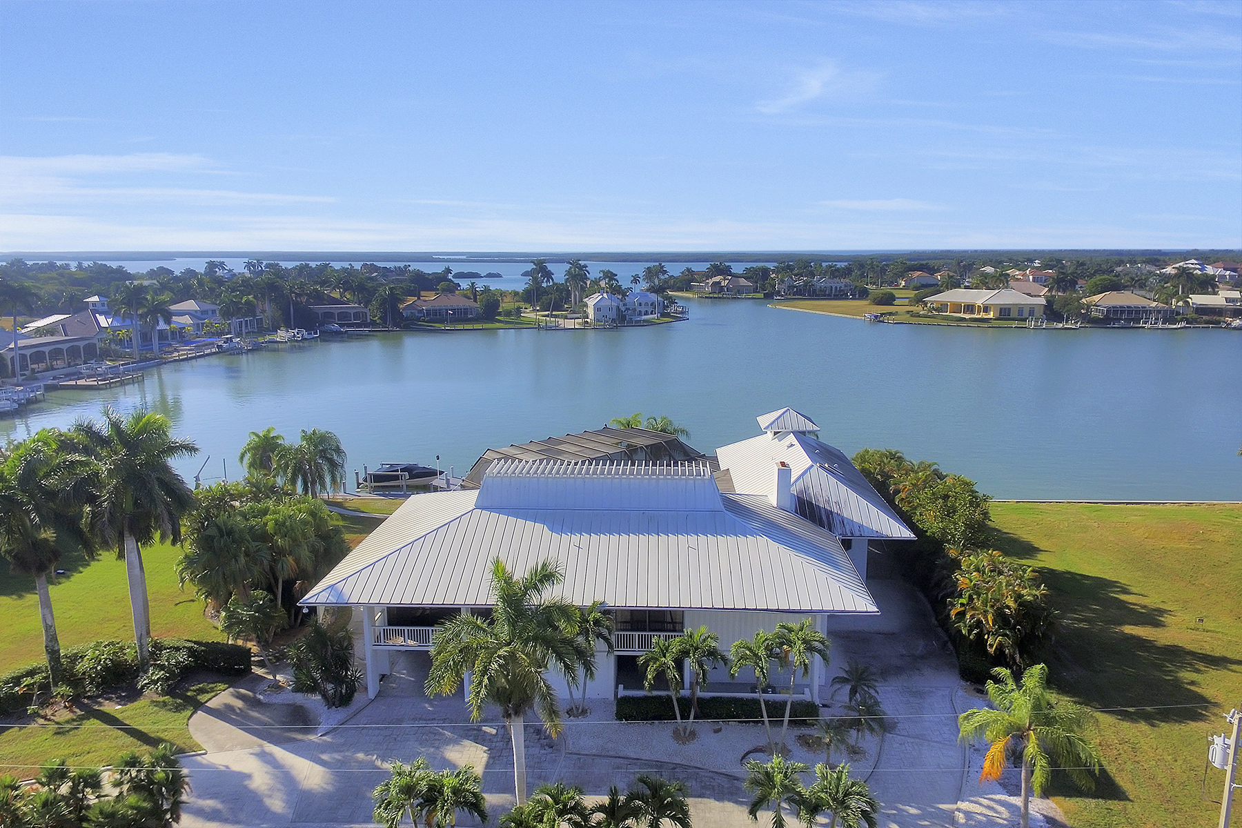 Single Family Home for Sale at MARCO ISLAND - LUDLOW 1751 Ludlow Rd, Marco Island, Florida 34145 United States