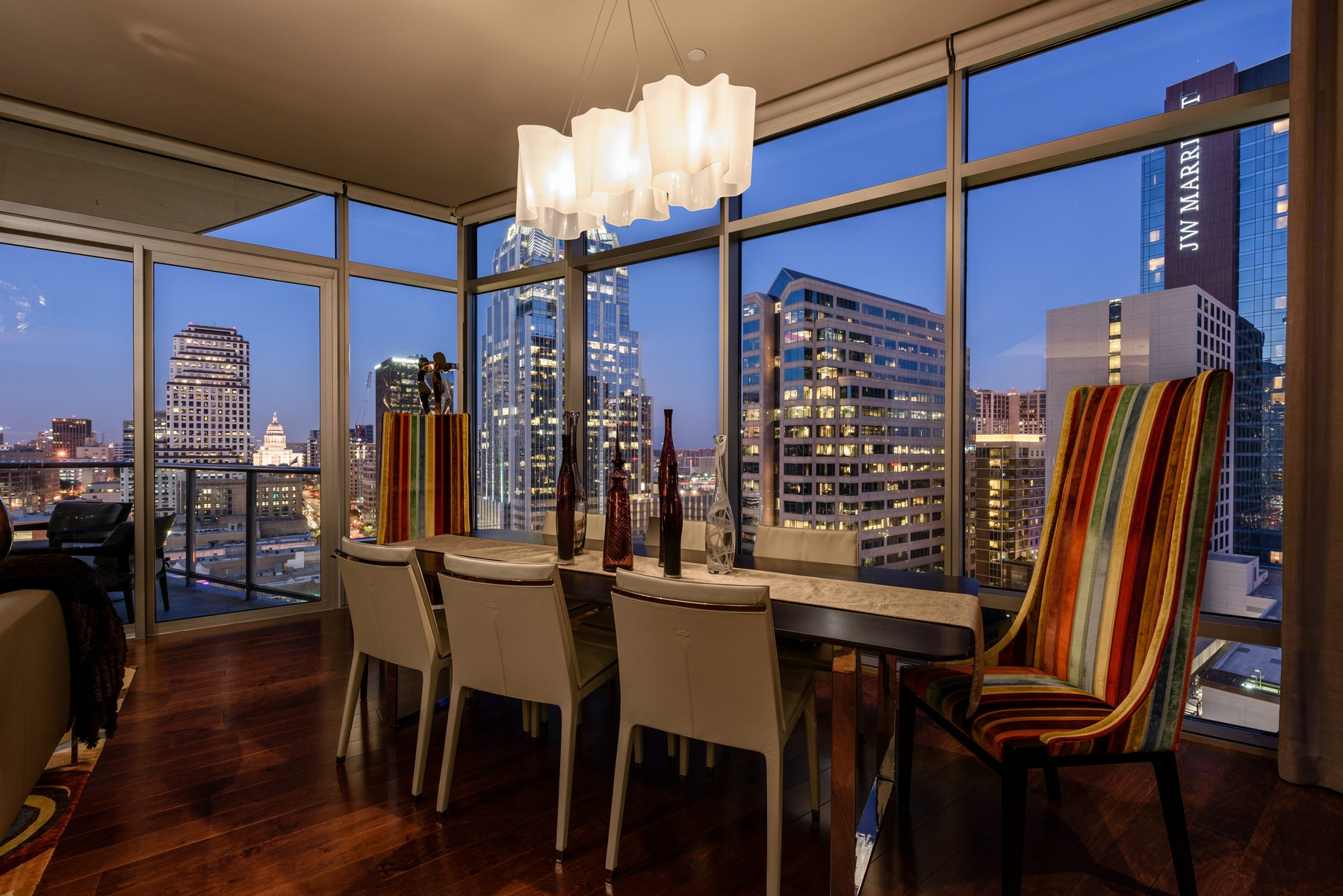 Condominium for Sale at Exquisite Capitol and City-Scape Views 200 Congress Ave 17D Austin, Texas 78701 United States