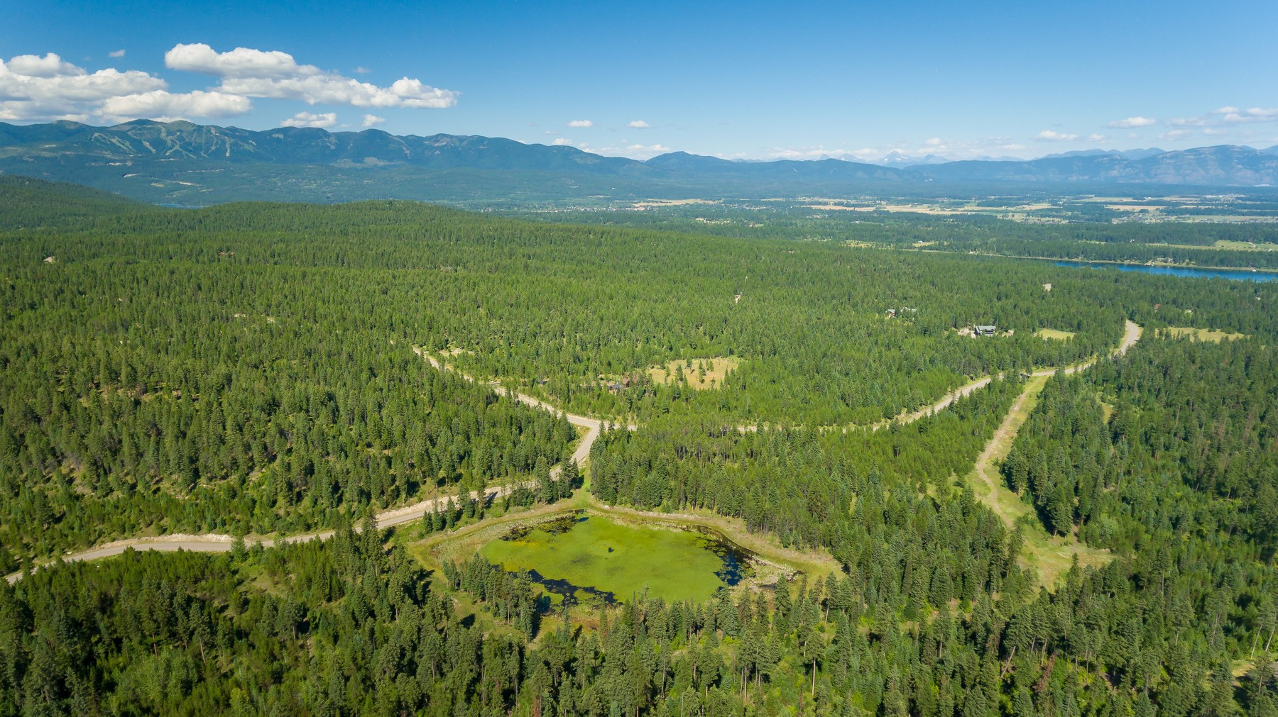 sales property at Whitefish Ranch Road