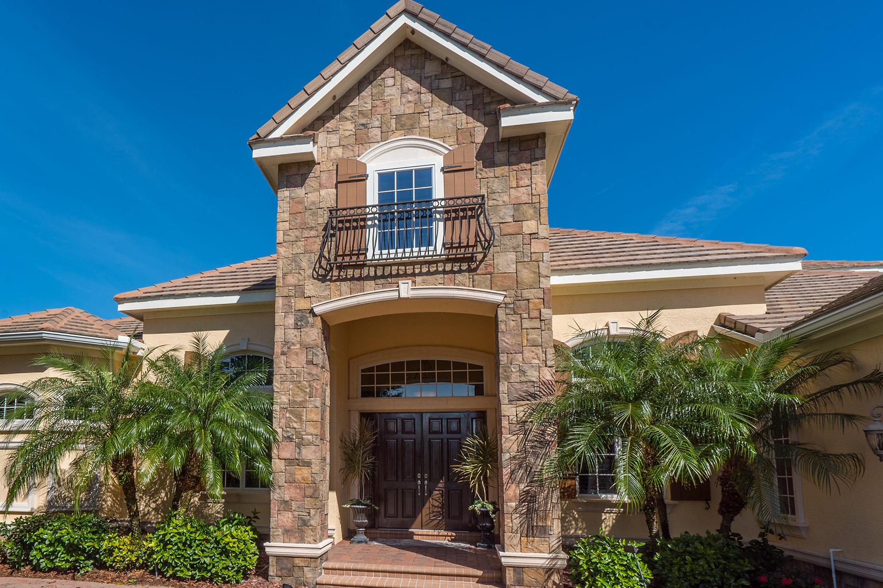 Casa Unifamiliar por un Venta en FOUNDERS CLUB 4097 Founders Club Dr Sarasota, Florida 34240 Estados Unidos