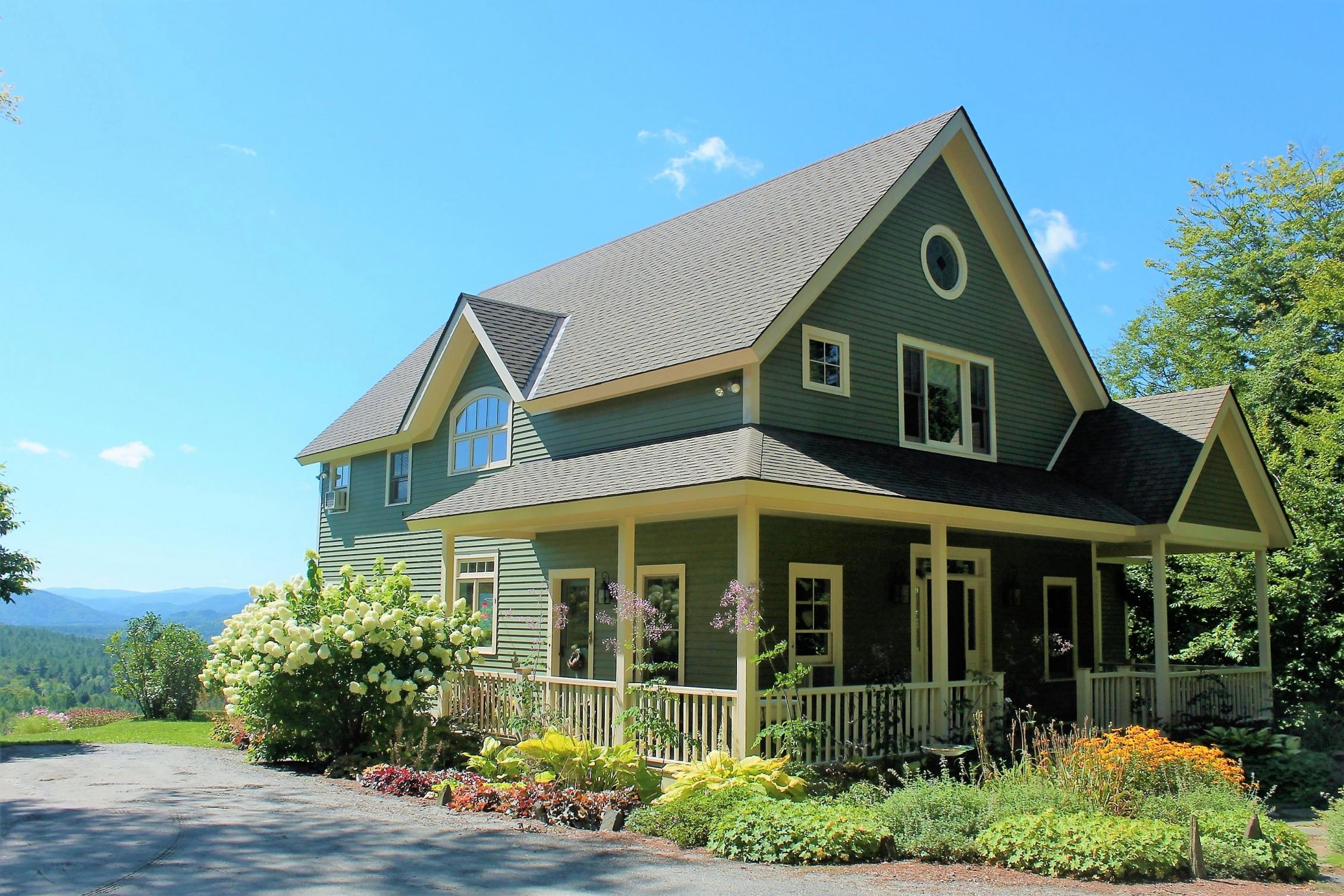 단독 가정 주택 용 매매 에 301 Clover Hill Road, Randolph 301 Clover Hill Rd Randolph, 베르몬트, 05060 미국