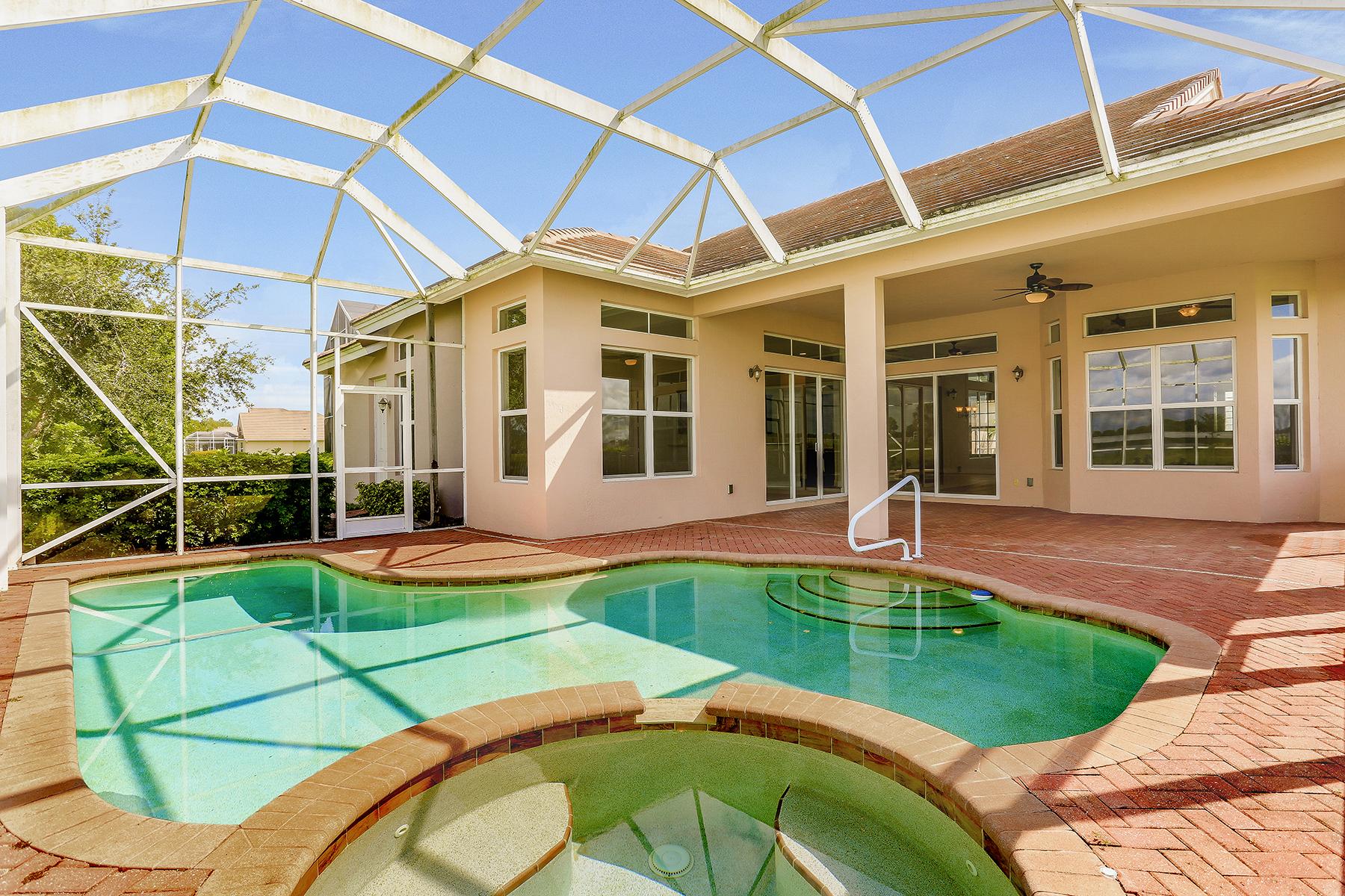 단독 가정 주택 용 매매 에 ALVA 3211 Apple Blossom Dr Alva, 플로리다, 33920 미국