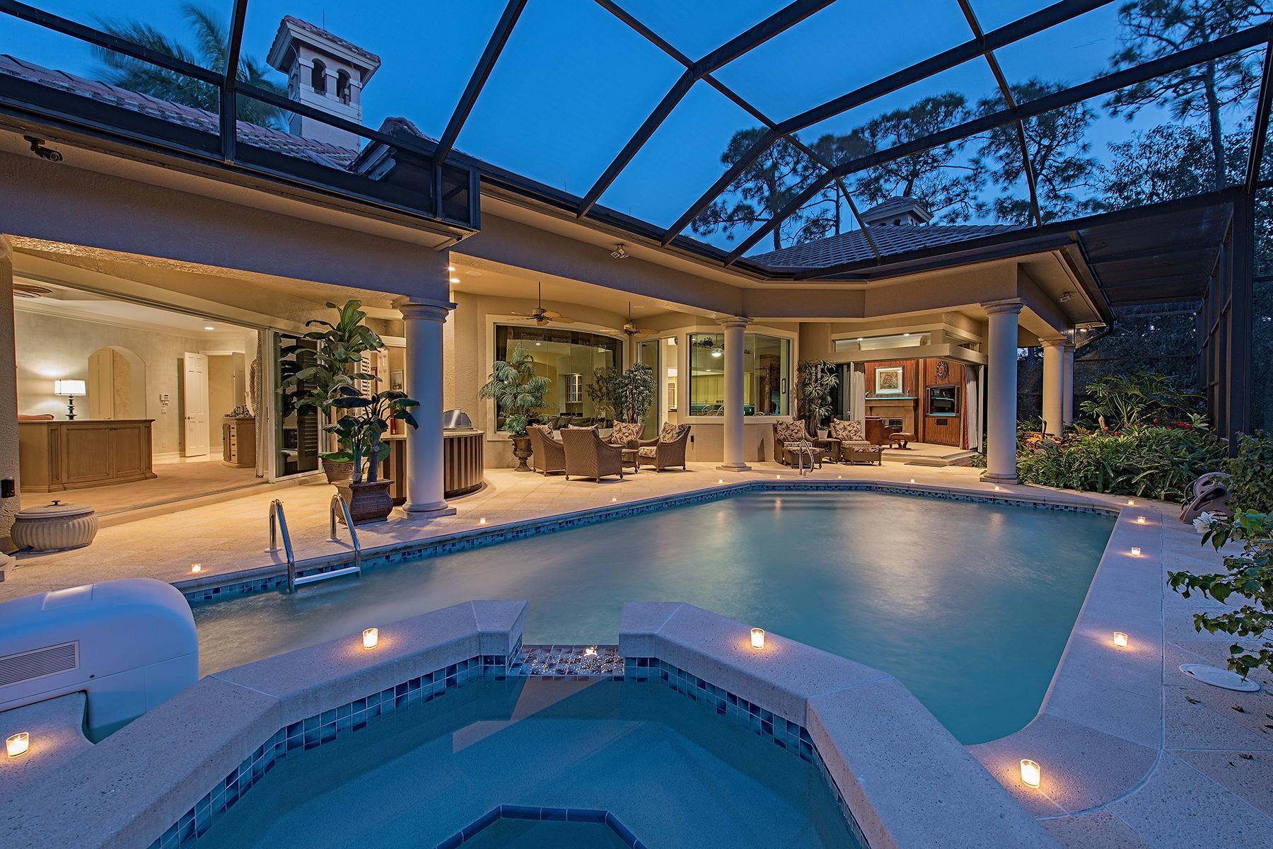 一戸建て のために 売買 アット Colliers Reserve 12065 Colliers Reserve Dr Naples, フロリダ, 34110 アメリカ合衆国
