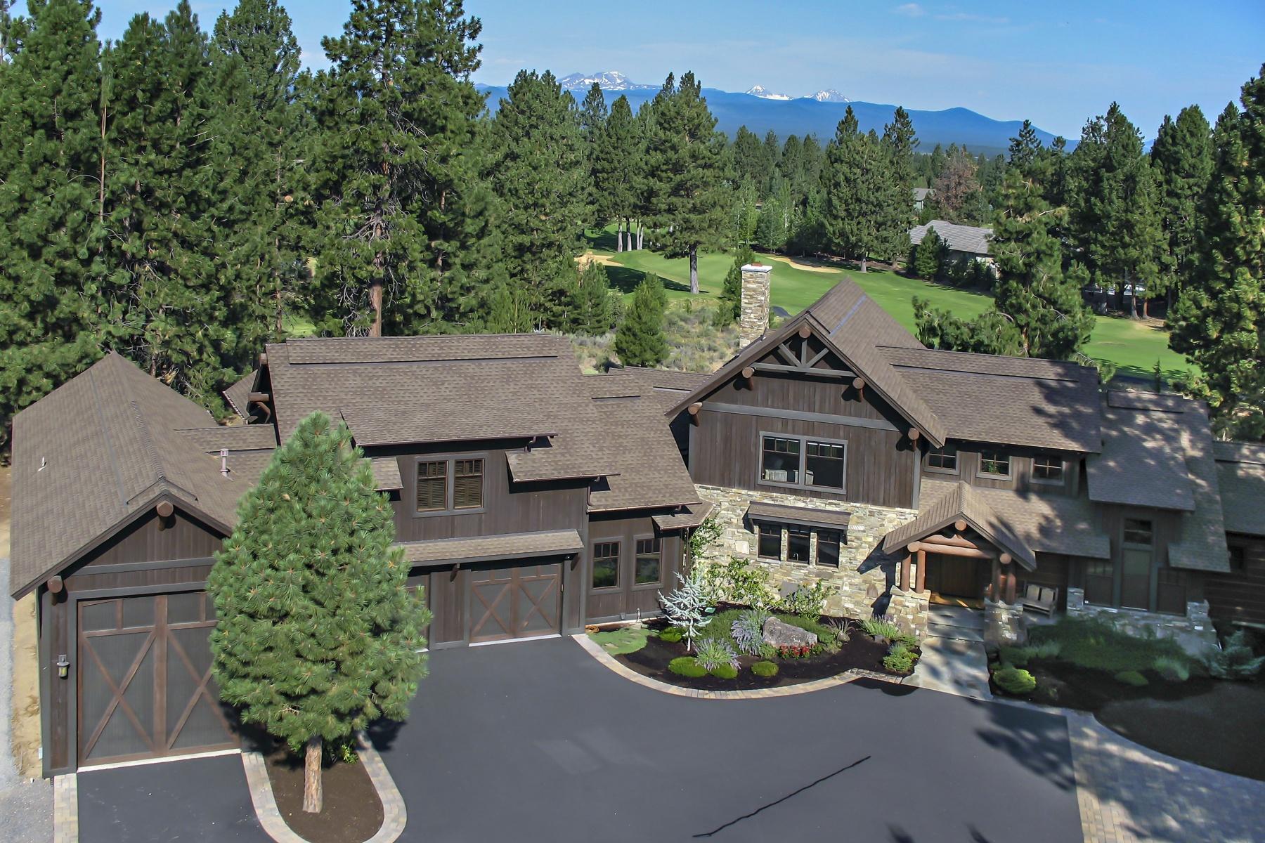 Moradia para Venda às Beautiful NW Lodge-Style Home 20275 Rainbow Lake Trl Bend, Oregon 97702 Estados Unidos