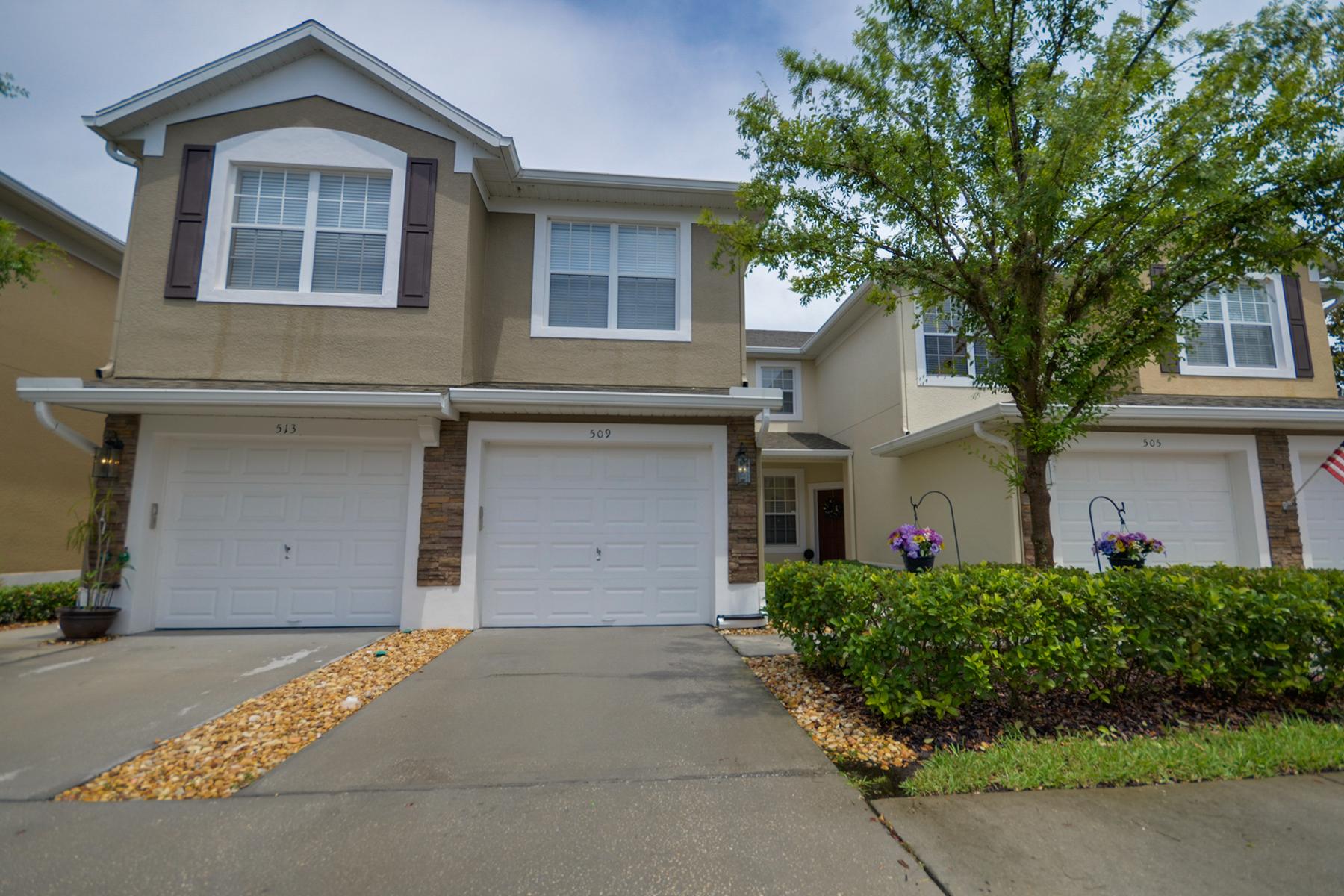 Condomínio para Venda às ORLANDO - SANFORD 509 Hockendale Cv 106 Sanford, Florida, 32771 Estados Unidos