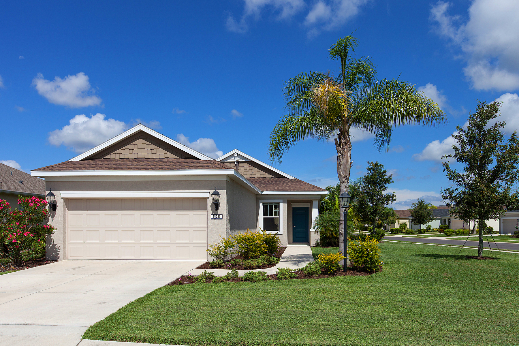 Casa Unifamiliar por un Venta en CENTRAL PARK-PIEDMONT 11231 White Rock Terr Lakewood Ranch, Florida 34211 Estados Unidos