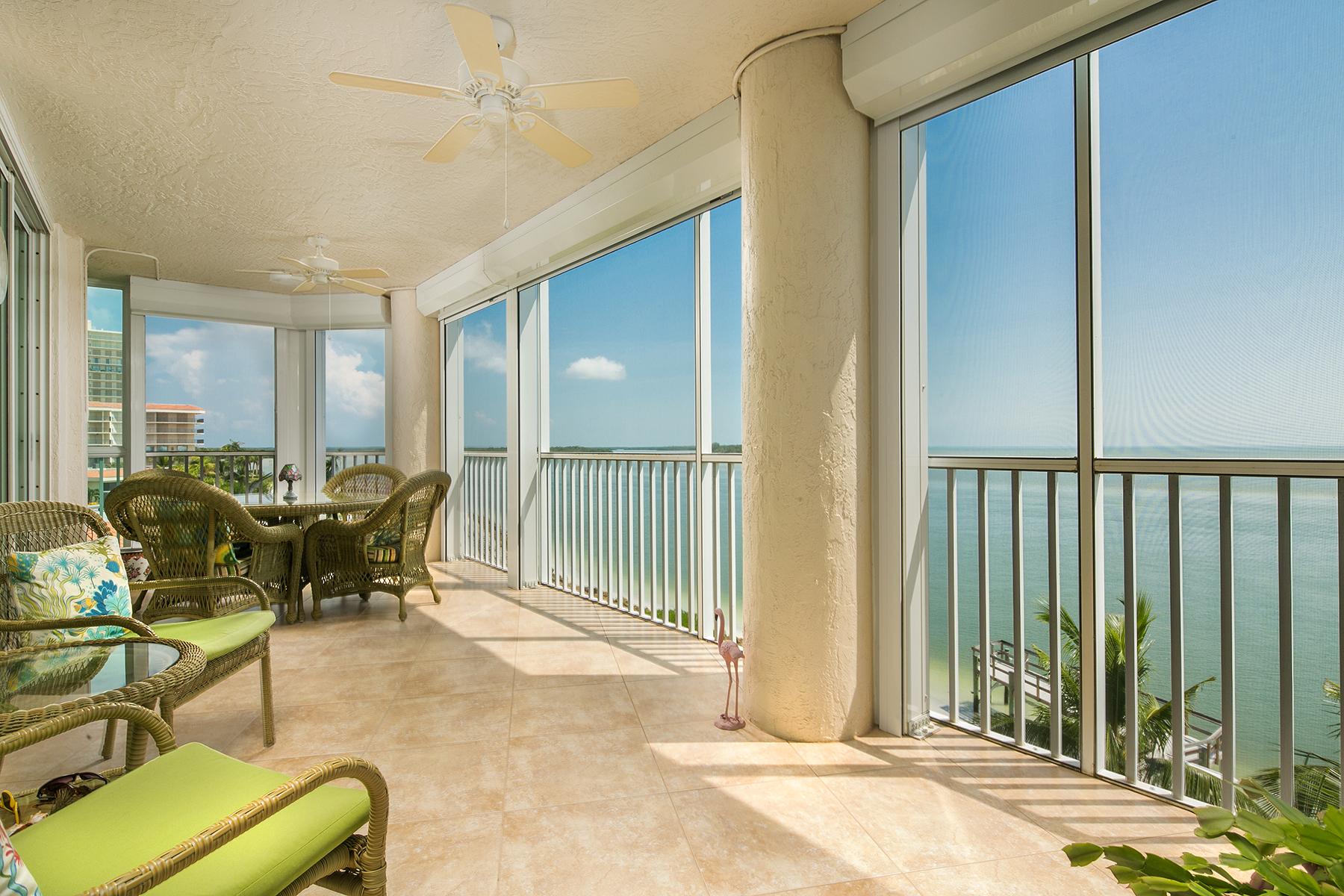 Kat Mülkiyeti için Satış at MIRAGE - MARCO ISLAND 1070 S Collier Blvd 503 Marco Island, Florida 34145 Amerika Birleşik Devletleri
