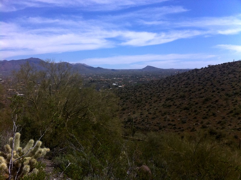 Property For Sale at Elevated 4.36 Acre Lot in Cave Creek on Slope of The Preserve at Go John Canyon