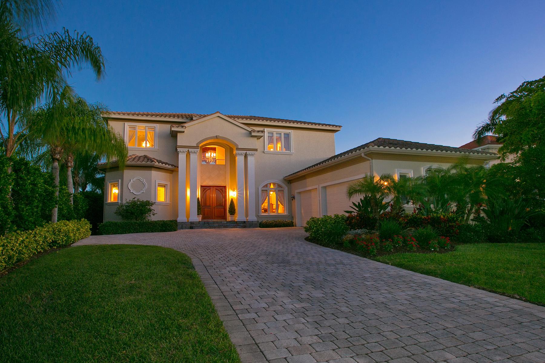 Casa Unifamiliar por un Venta en CORAL COVE 1604 Caribbean Dr Sarasota, Florida 34231 Estados Unidos