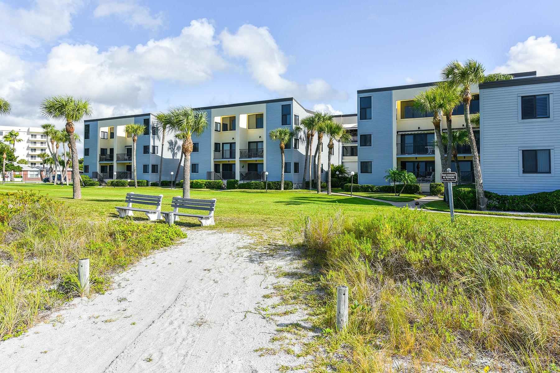 Condominium for Sale at MACARTHUR BEACH - VENICE ISLAND 700 Golden Beach Blvd 108 Venice, Florida 34285 United States