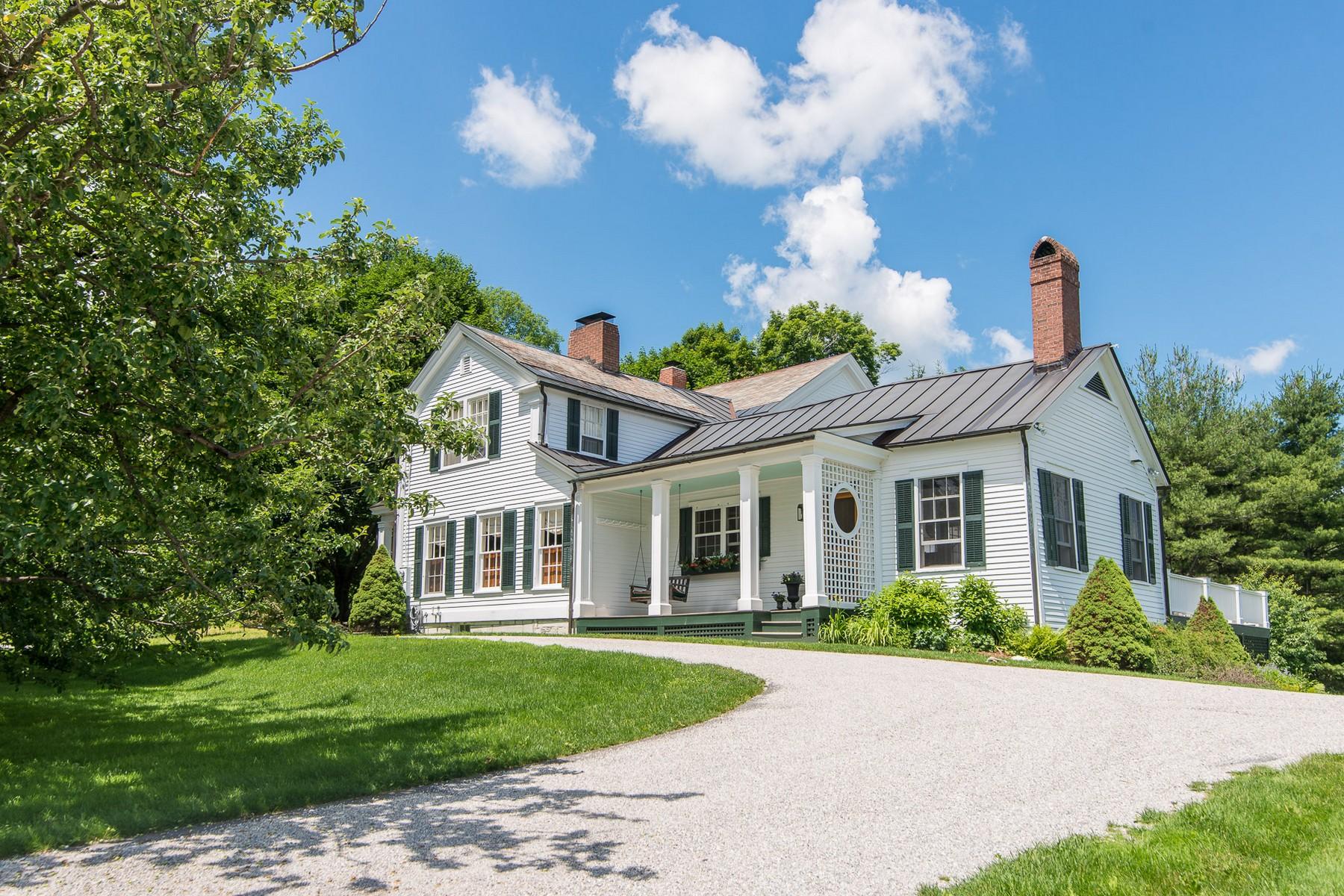 独户住宅 为 销售 在 2046 Dorset West Road, Dorset 2046 Dorset West Rd 多塞特郡, 佛蒙特州 05251 美国