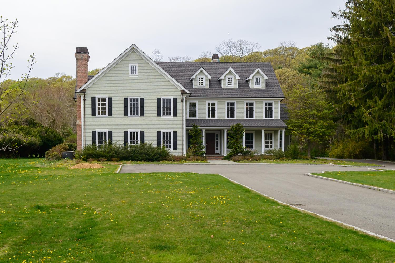 一戸建て のために 売買 アット Colonial 111 Goose Hill Rd Cold Spring Harbor, ニューヨーク 11724 アメリカ合衆国