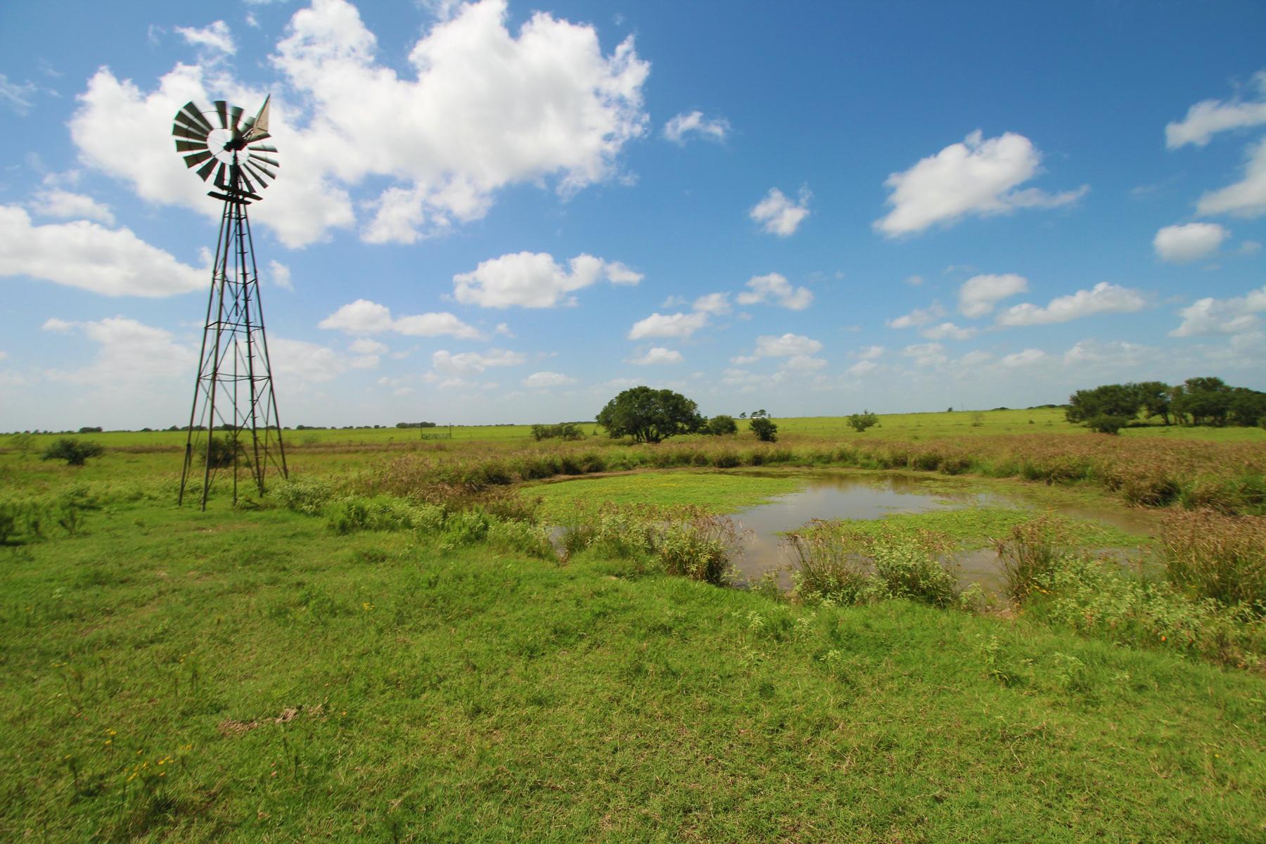 Hacienda / Granja / Rancho / Plantación por un Venta en 894+- Acrew Tri-County Ranch 894+- AC Tri-County Ranch ou Victoria, Texas 77901 Estados Unidos