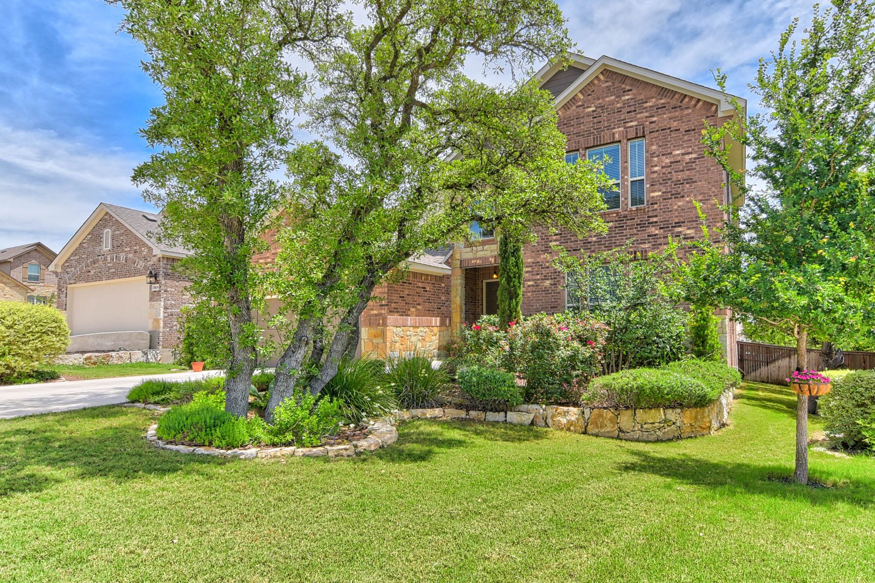 sales property at Gorgeous Brick Home in Kinder Ranch