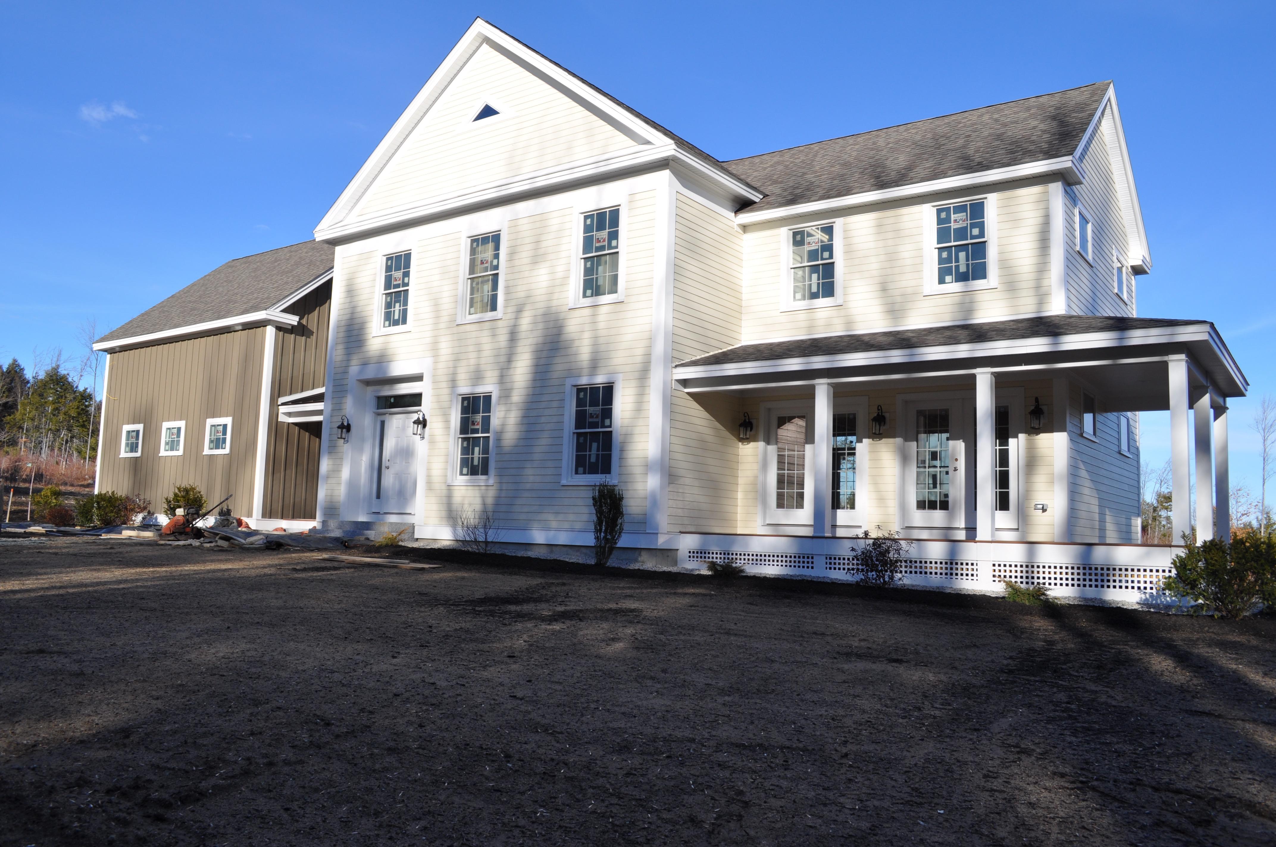 独户住宅 为 销售 在 533 Seamans Rd, New London 新伦敦, 新罕布什尔州, 03257 美国