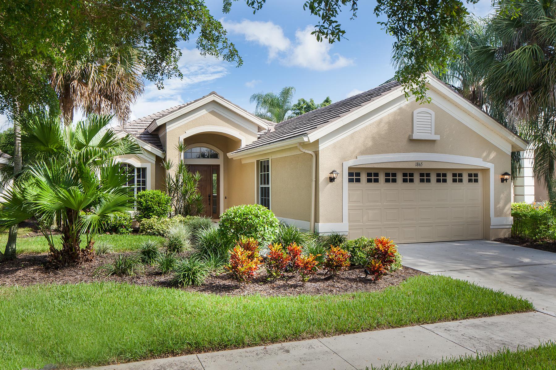 Maison unifamiliale pour l Vente à STONEBRIDGE - THORNBROOKE 1865 Pondside Ln Naples, Florida 34109 États-Unis