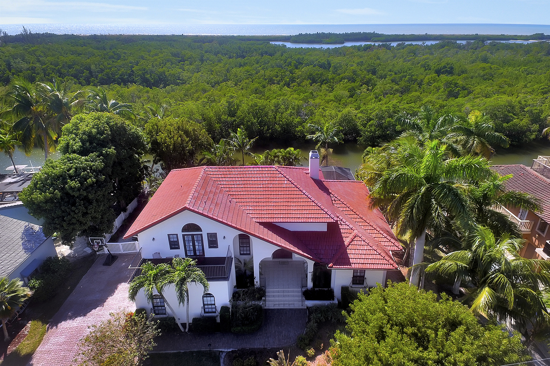 sales property at MARCO ISLAND - SPINNAKER DRIVE