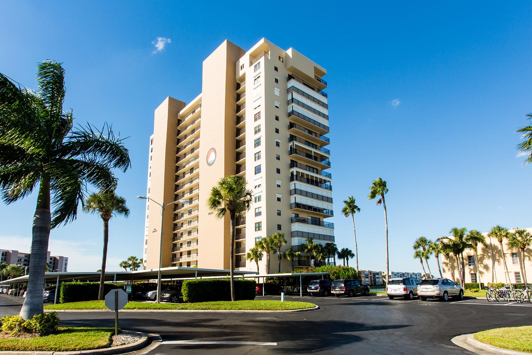 コンドミニアム のために 売買 アット SOUTH PASADENA 7300 Sun Island Dr S 1802 South Pasadena, フロリダ, 33707 アメリカ合衆国