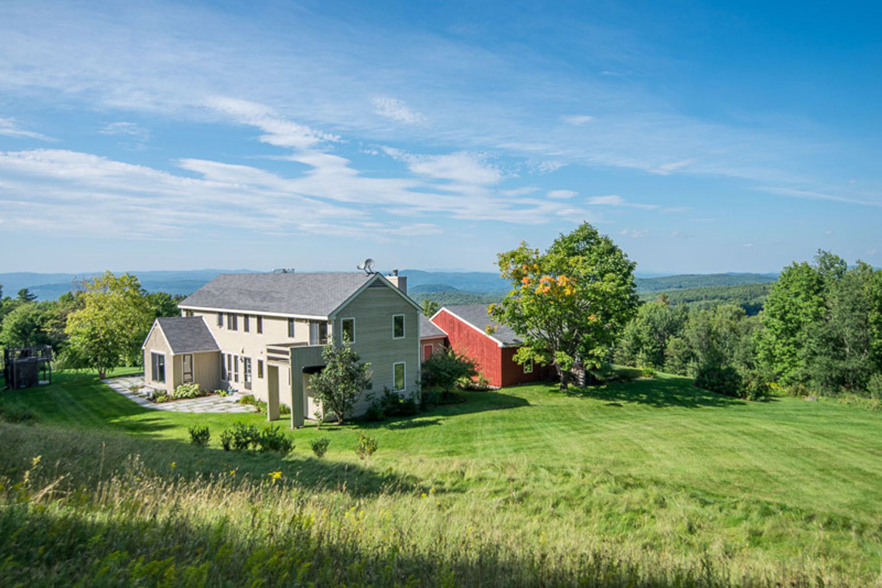 Частный односемейный дом для того Продажа на 191 Three Mile Rd, Hanover Hanover, Нью-Гэмпшир 03755 Соединенные Штаты