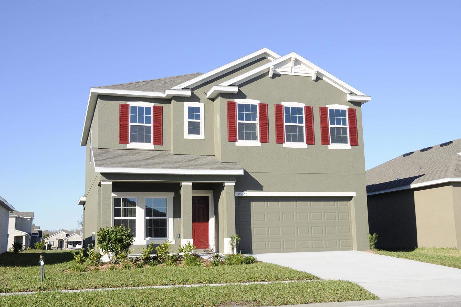 Maison unifamiliale pour l Vente à ORLANDO - KISSIMMEE 2528 Isabela Terr Kissimmee, Florida, 34743 États-Unis