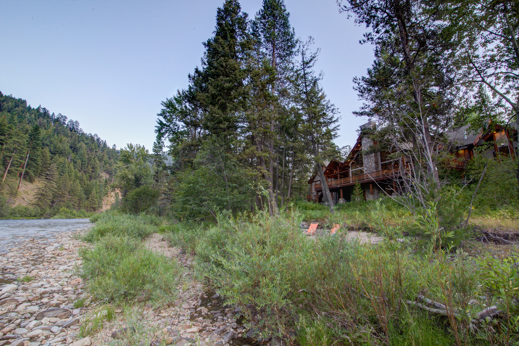 Single Family Home for Sale at 6330 West Fork Rd , Darby, MT 59829 6330 West Fork Rd Darby, Montana, 59829 United States