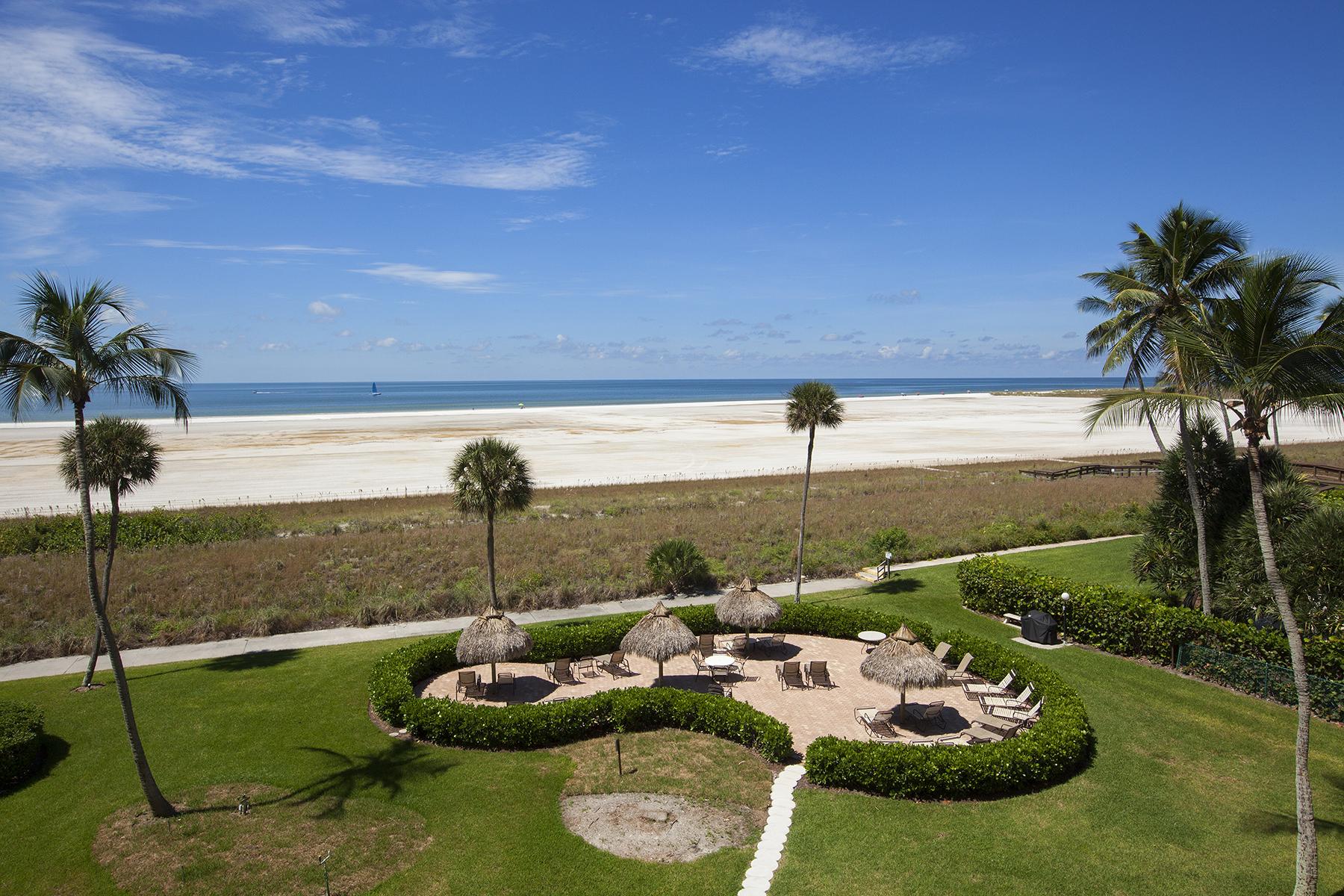 Кондоминиум для того Продажа на TRADEWINDS 180 Seaview Ct 415 Marco Island, Флорида, 34145 Соединенные Штаты