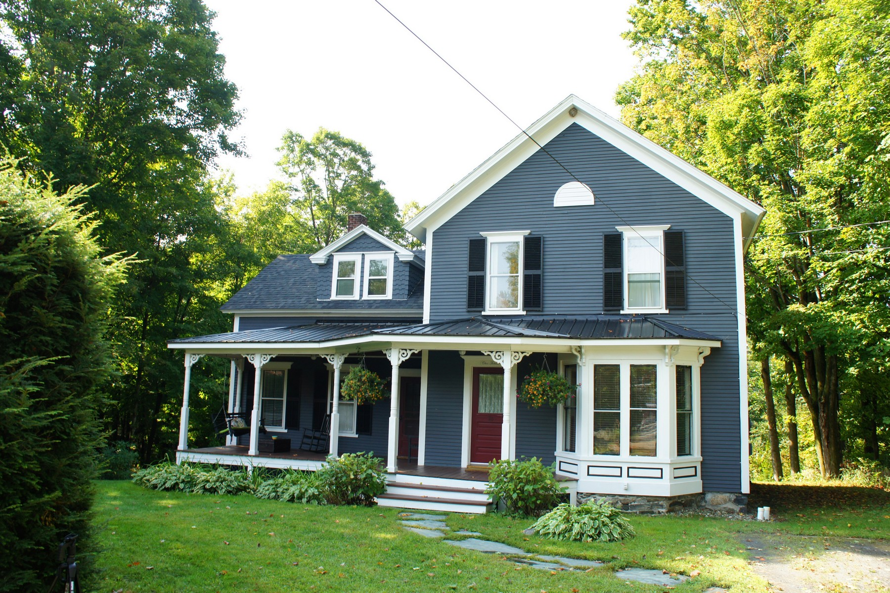 Single Family Home for Sale at 73 Commonwealth, Hyde Park 73 Commonwealth Ave Hyde Park, Vermont 05655 United States