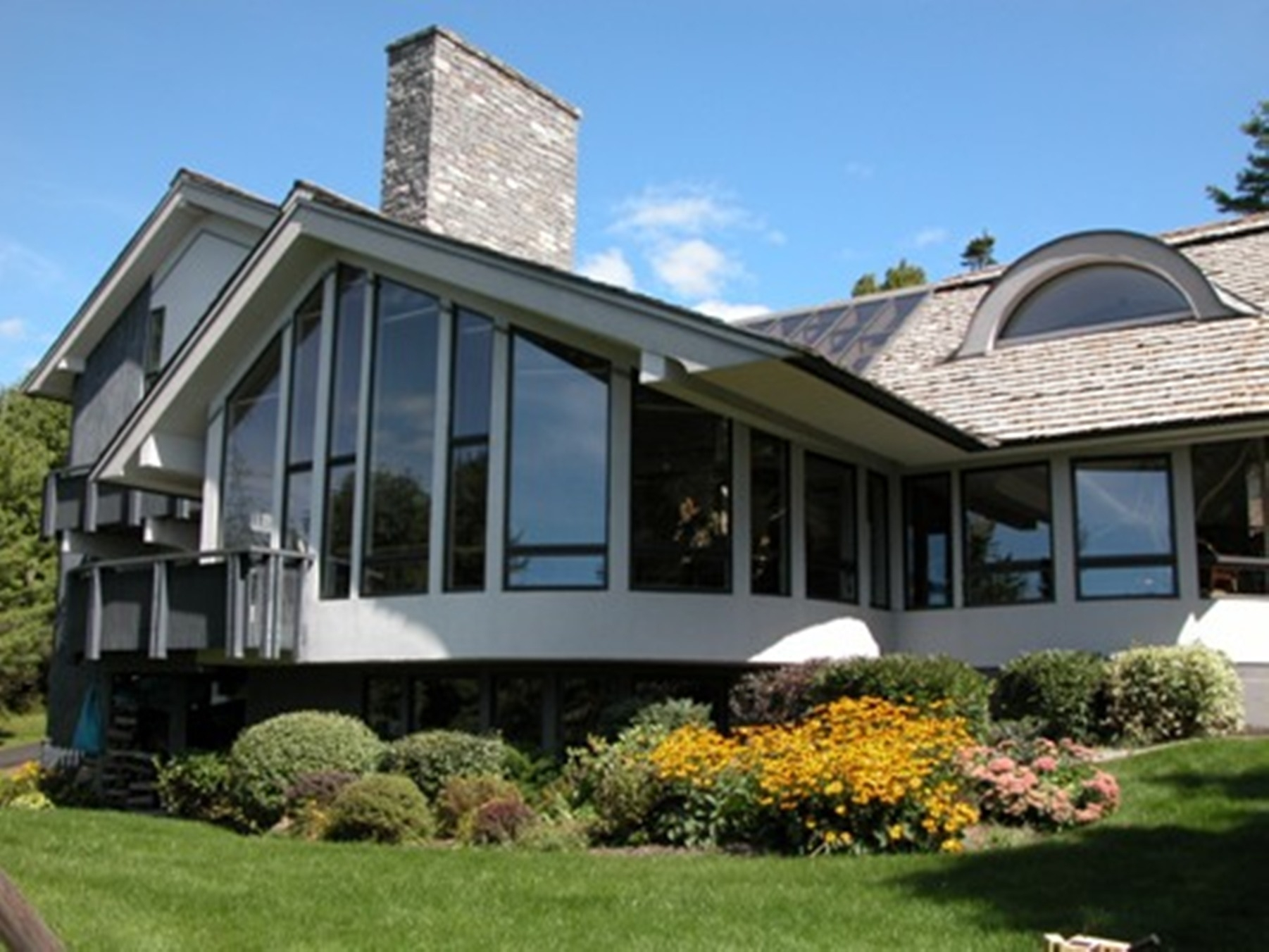 Single Family Home for Sale at Stunning Custom Comteporary 879 Russellville Rd Shrewsbury, Vermont, 05738 United States