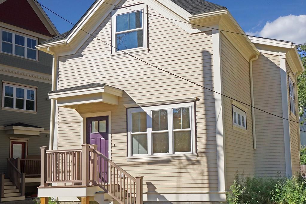 Einfamilienhaus für Verkauf beim 266 Lamartine St. 4, Boston 266 Lamartine St 4 Jamaica Plain, Boston, Massachusetts, 02130 Vereinigte Staaten