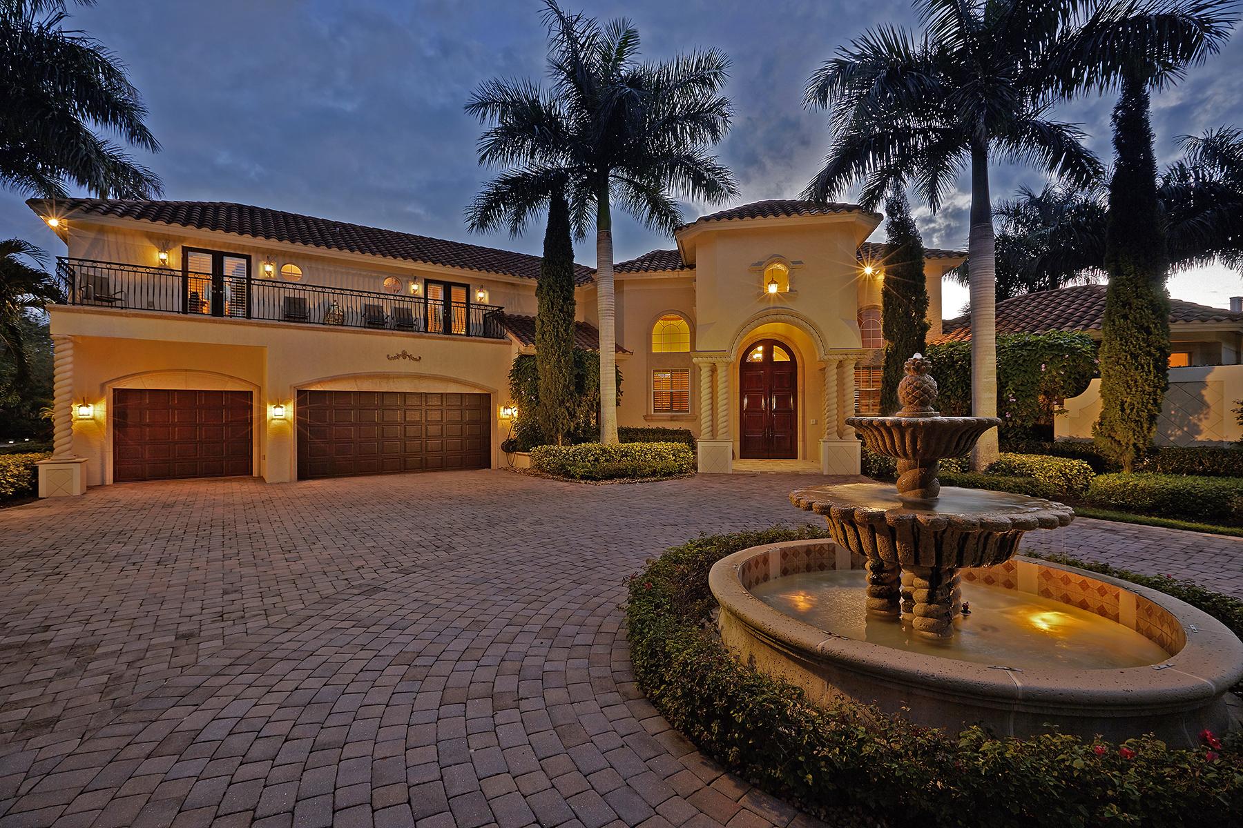 Nhà ở một gia đình vì Bán tại COQUINA SANDS 1501 Ixora Dr Coquina Sands, Naples, Florida, 34102 Hoa Kỳ