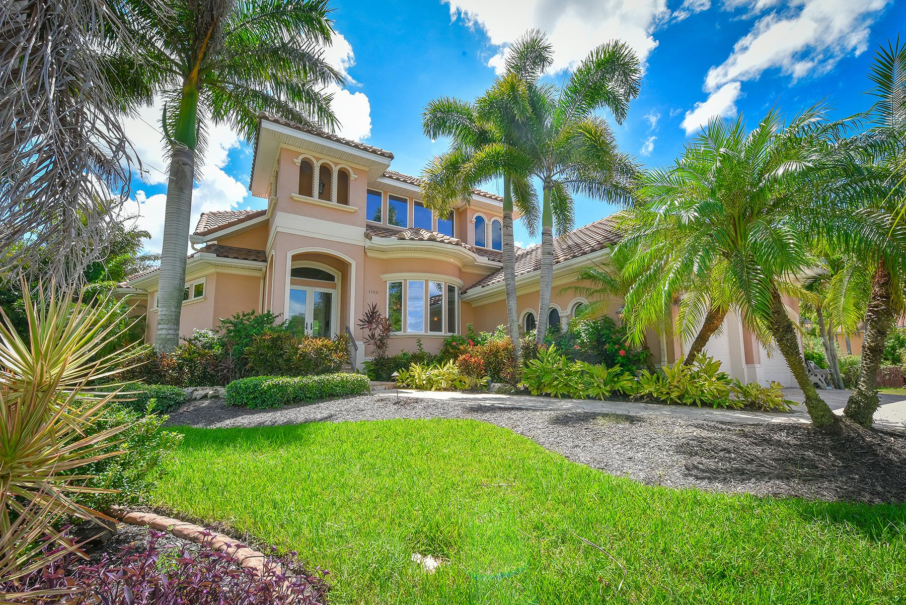 Casa Unifamiliar por un Venta en SIESTA KEY 1102 Horizon View Dr Sarasota, Florida, 34242 Estados Unidos