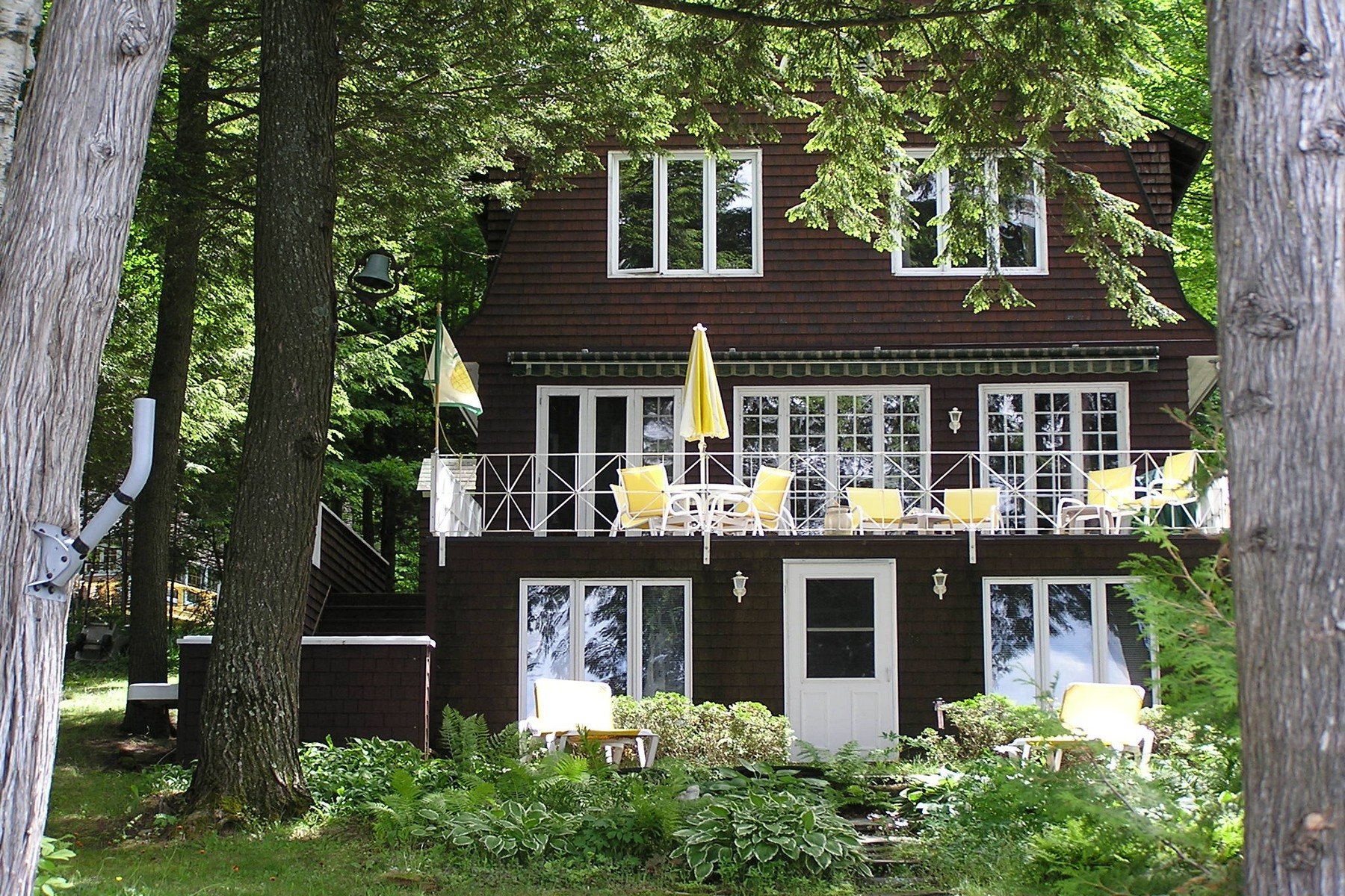 Casa Unifamiliar por un Venta en 66 Winnemere Lane, Greensboro 66 Winnemere Ln Greensboro, Vermont 05841 Estados Unidos