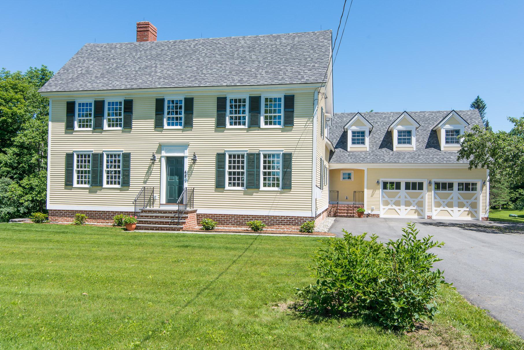 Частный односемейный дом для того Продажа на 48 King Road, Hanover 48 King Rd Hanover, Нью-Гэмпшир 03755 Соединенные Штаты