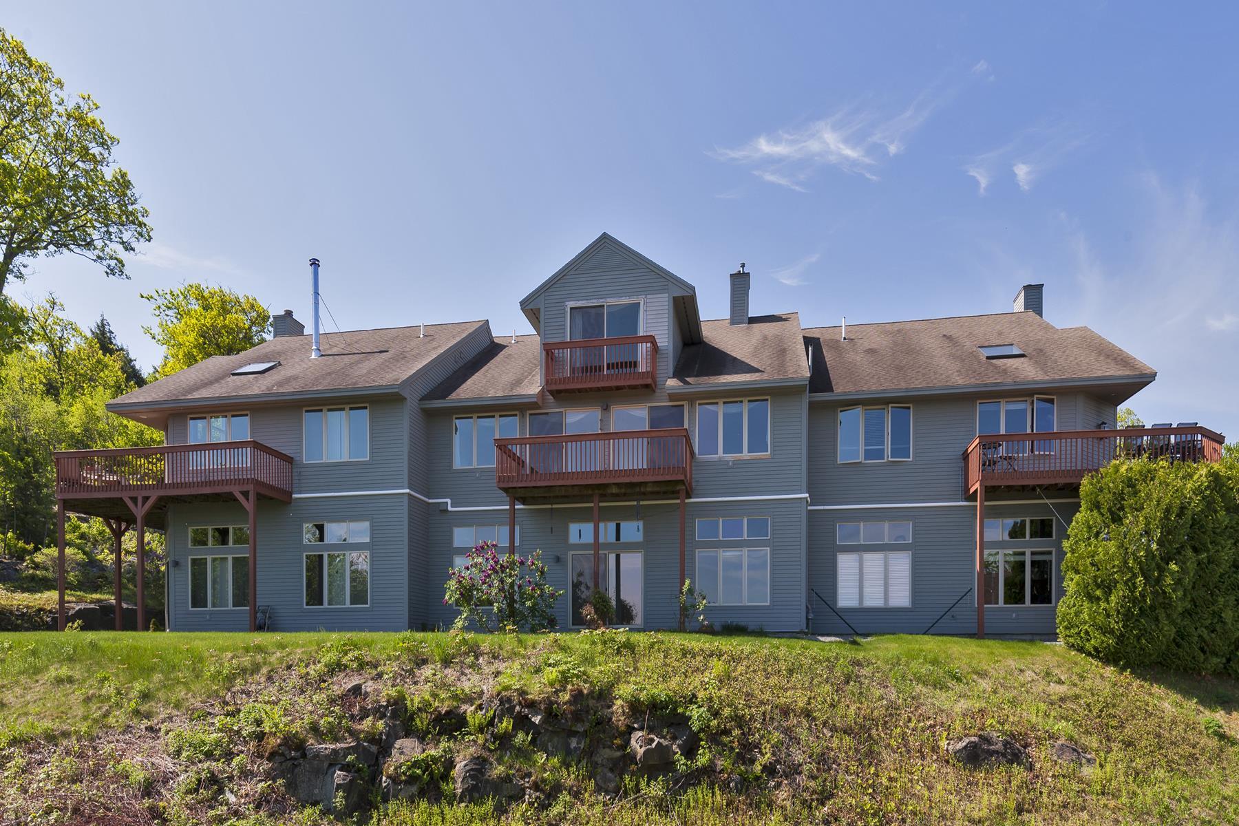 Appartement en copropriété pour l Vente à 15 North Peak, Newbury Newbury, New Hampshire, 03755 États-Unis