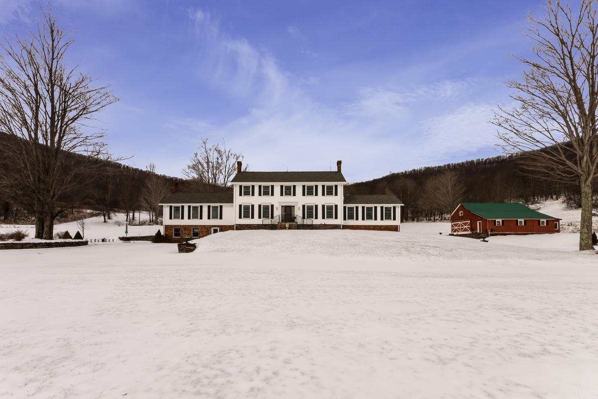 sales property at Catskill Mountain Estate with Panoramic Views