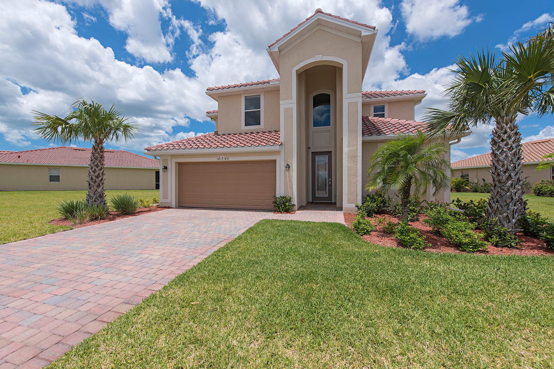 獨棟家庭住宅 為 出售 在 REFLECTION LAKES 14749 Cranberry Ct Naples, 佛羅里達州, 34114 美國