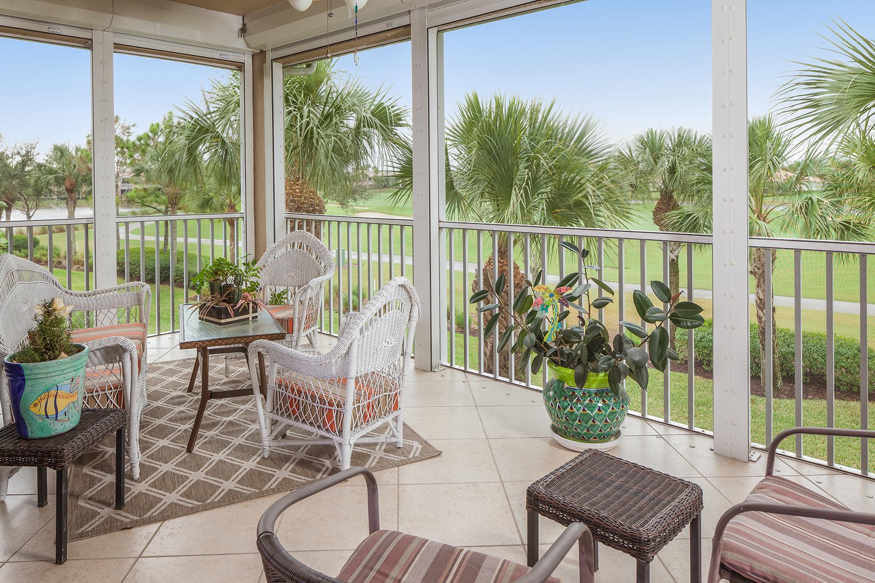 Condominium for Sale at SHADOW WOOD AT THE BROOKS - OAK HAMMOCK 11 10442 Autumn Breeze Dr 201 Estero, Florida, 34135 United States