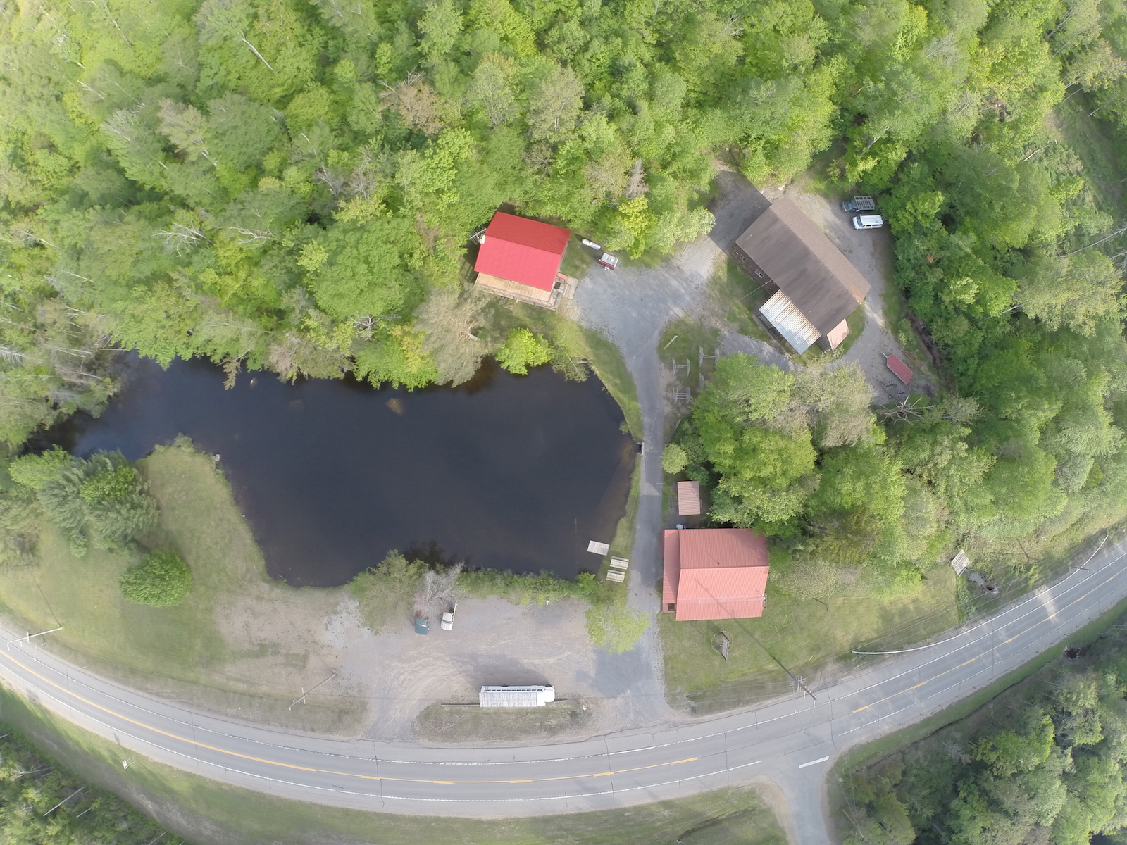 Additional photo for property listing at Multi-Purpose Adirondack Park Property 1874  State Route 28 Thendara, 纽约州 13472 美国