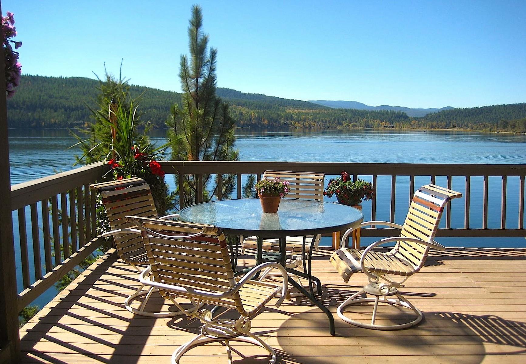 独户住宅 为 销售 在 Whitefish Lake Cabin 77 Better Way 怀特菲什, 蒙大拿州, 59937 美国