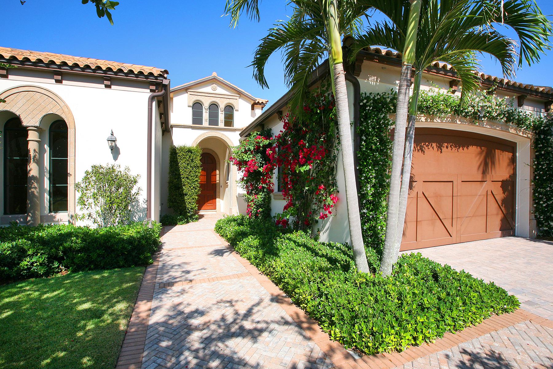 Villa per Vendita alle ore Estuary at Grey Oaks 1535 Marsh Wren Ln Grey Oaks, Naples, Florida, 34105 Stati Uniti